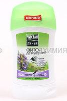 Чистая линия дез Стик Защита от запаха и влаги 40 мл *6*