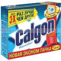 КАЛГОН средство для смягчения воды 1100гр. *4*8
