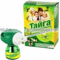 Тайга - КОМПЛЕКТ(фумигатор + жидкость 60 ночей без запаха) *12