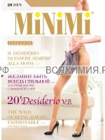 МИНИМИ Desiderio 20 Caramello 2S