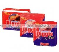 Подгузники Diggis Dry Mini 3-6 кг 18 шт *6