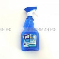 ХЕЛП Средство для стекол КУРОК Свежий озон 500 мл 6 *12