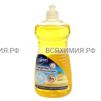 ЧИРТОН Средство для мытья посуды Лимон (500+75 мл) *12*