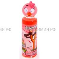 Angry Birds Гель для душа Нежный уход (розовая птица) 6*
