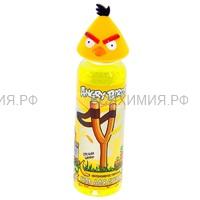 Angry Birds Гель для душа Интенсивное питание (жёлтая птица) 6*