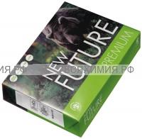 Бумага офисная New Future Premium (A4, Марка А, 80г, 500 листов, 210*297мм)