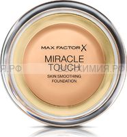 Max Factor Тональная Основа Miracle Touch 75 golden