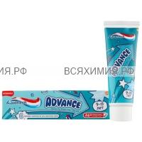 Зубная паста Аквафреш Детская ADVANCE (9-13 лет) 75 мл. *12
