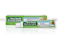 Лесной бальзам Зубная ПАСТА Ромашка 75мл *12*48