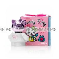 Sweety Kitty Туалетная Вода для ДЕТЕЙ Anny 20мл *6*24 (розов.)