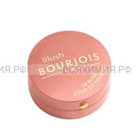 Буржуа румяна `blush` -16- светло-роз. беж. перл.
