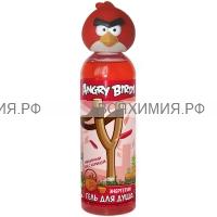 Angry Birds Гель для душа Энергетик Красная птица 200мл *3*24