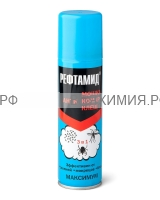Рефтамид МАКСИМУМ (мошка, комар, клещ) 147мл *6*24