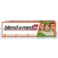 Зубная паста Бленд-а-мед 50мл 3_Эффект Мягкая Свежесть *15*60