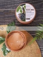 Jigott Natural Увлажняющий успокаивающий гель с экстрактом муцина черной улитки 300 мл *1