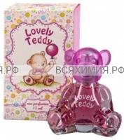 Teddy Туалетная Вода для ДЕТЕЙ Lovely 15мл *6*48 ( роз.)