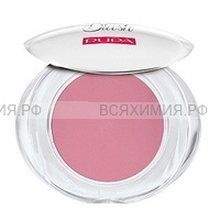 ПУПА Румяна компак матовые Like A Doll Blush 104 яркий розовый