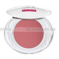 ПУПА Румяна компак матовые Like A Doll Blush 103 карамельно розовые