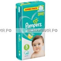 Памперс Active Baby юниор (11-16) 60шт. *1*3