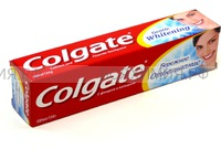 Зубная паста Колгейт Бережное Отбеливание 100мл. *12*48