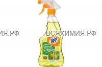 ХЕЛП Средство для стекол КУРОК Лимон 500 мл 6 *12