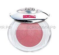 ПУПА Запеченные румяна тон 105 звездный розовый Like A Dollll