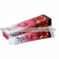 Керасис зубная паста 2080 Восточный красный чай, гранат 125 гр *3*36