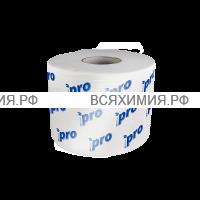 Туалетная бумага PROtissue однослойная белая *72 (C204)