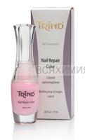 Тринд Укрепитель ногтей сиреневый 9 мл ( Nail Repair Color Lilac )
