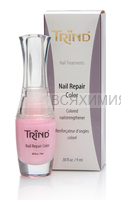 Тринд Укрепитель ногтей розовый 9 мл ( Nail Repair Color Pink )