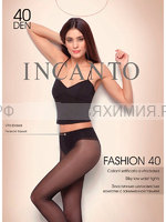 Инканто Fashion 40 Nero 4L