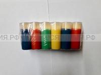 Зубочистки 60 шт. в пластиковой баночке № 1 ЭКСТРА (240) (С)