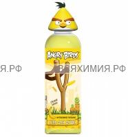"Набор для душа ""Angry Birds"" в ассортименте (Жел. птица, Роз. птица, Грин Пиг) 3*12"