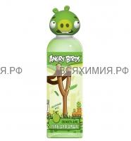 Angry Birds Гель для душа Свежесть дня Зеленая свинка 200мл *3*24