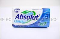 Абсолют туалетное мыло Ультра защита классик 90гр. *12*72*