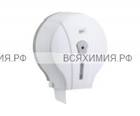 Диспенсер для рулонной туалетной бумаги MJ.1 (белый)