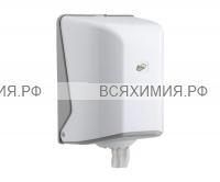 Диспенсер для рулонных полотенец (центральная вытяжка) OG1 (белый)