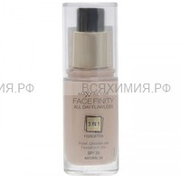 Max Factor Тональная Основа Facefinity All Day Flawless 3-in-1 50 тон natural