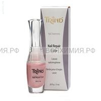 Тринд Укрепитель ногтей розовый перламутровый 9 мл ( Nail Repair Pink Pearl )