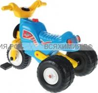 Ходунок Мото Спорт с педалями