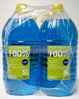 """Незамерзающая жидкость """"100%""""  -30С 5 литров *4"""