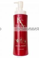 Керасис Кондиционер 600 мл ORIENTAL Premium для всех типов волос с дозат. крас. *1*12