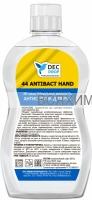 DEC PROF Жидкость для рук Антисептик 500 мл (Спирт) *6*12