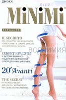 МИНИМИ Аванти 20 Caramello 5XL