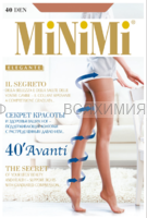 МИНИМИ Аванти 40 Nero 4L