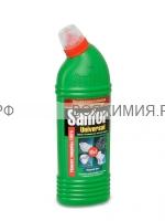 Санфор УНИВЕРСАЛ жидкость для чистки и дезинфекции 750гр. Лимон *5*15