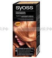 Краска для волос СЬОСС 8-7 карамельный блонд *3