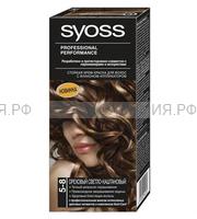 Краска для волос СЬОСС 5-8 ореховый светло-каштановый *3