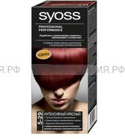 Краска для волос СЬОСС 5-29 интенсивный красный *3*48