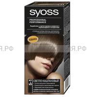 Краска для волос СЬОСС 5-1 светло-каштановый *3